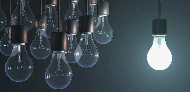 A lâmpada foi responsável pelo nascimento de uma das teorias mais importantes da ciência