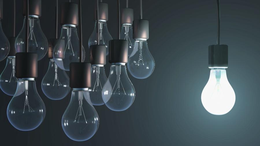 Lâmpadas foram o primeiro uso massivo da eletricidade; a partir de 2019, a medição da corrente elétrica vai mudar pela 1ª vez em 70 anos. - Getty Images