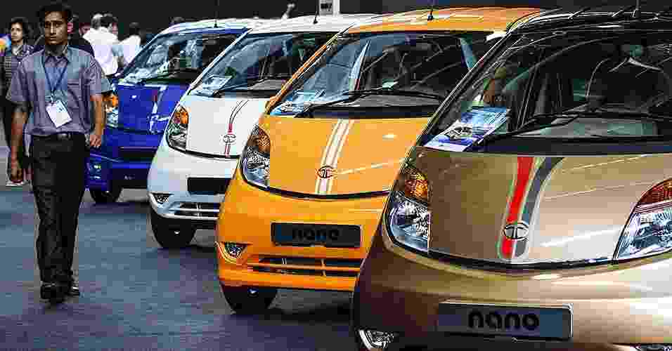 Tata Nano - Dhiraj Singh/Bloomberg