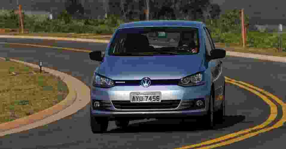 Volkswagen Fox Bluemotion 2015 - Murilo Góes/UOL