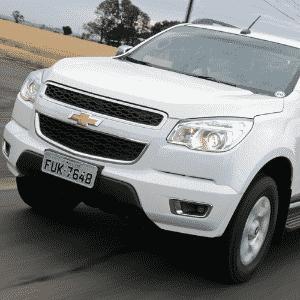 Chevrolet S10 LTZ 4x4 2.5 SIDI Ecotec 6 Speed 2015 - Murilo Góes/UOL