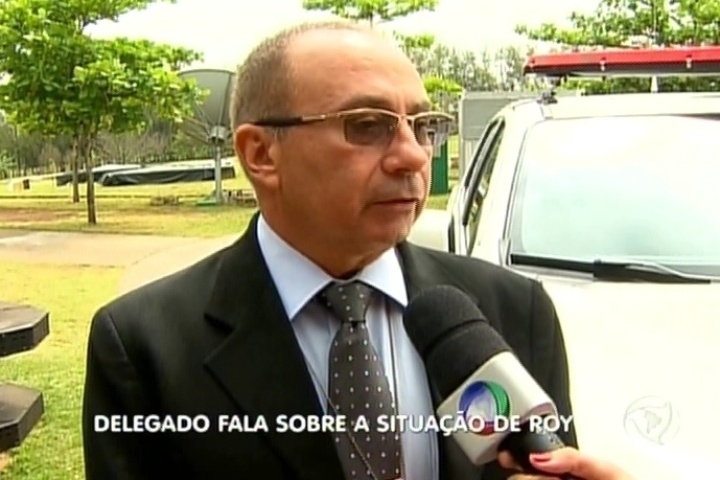 "Delegado Nicolau Santarém explica a saída de Roy Rosselló de ""A Fazenda 7"""