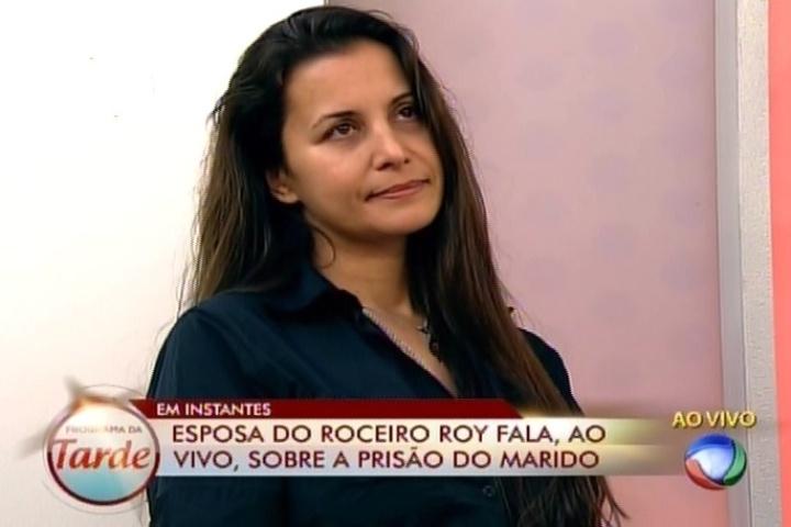 Patrícia Avila participa do