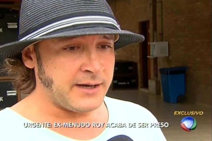 """Roy Rossello deixa a casa de """"A Fazenda 7"""" para prestar depoimento sobre não pagamento de pensão"""