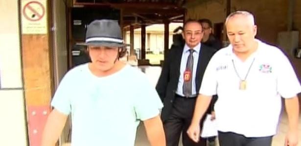 """Roy Rossello deixa """"A Fazenda 7"""" para prestar depoimento em delegacia de Itu (SP)"""
