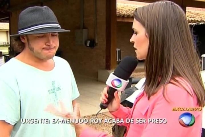 """Roy Rosselló deixa """"A Fazenda 7"""" para prestar depoimento em delegacia de Itu (SP) por não pagamento de pensão à ex-mulher"""