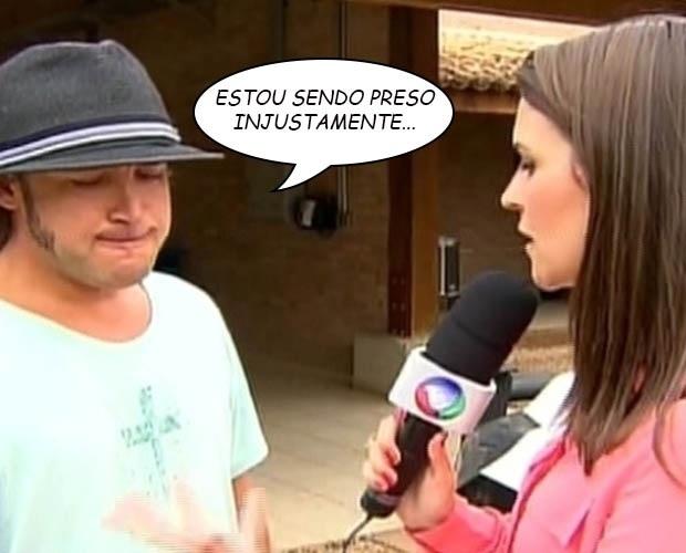 """Roy Rosselló dá entrevista sobre sua prisão após ser retirado de """"A Fazenda 7"""""""