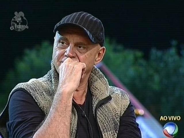 29.set,2014 - Indicado para a roça pelo fazendeiro Diego Cristo, Oscar Maroni indica Bruna Tang para a segunda berlinda de