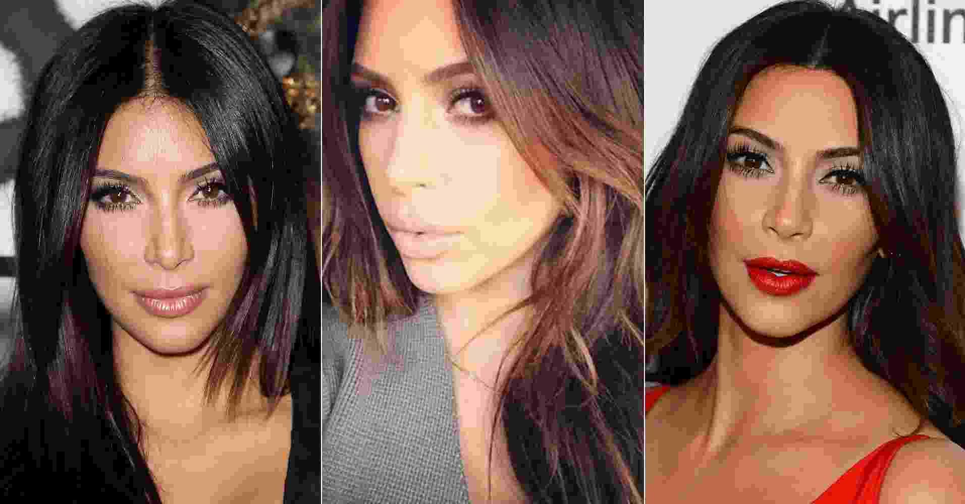 Kim Kardashian - Getty Images/Reprodução/Instagram/Montagem/UOL