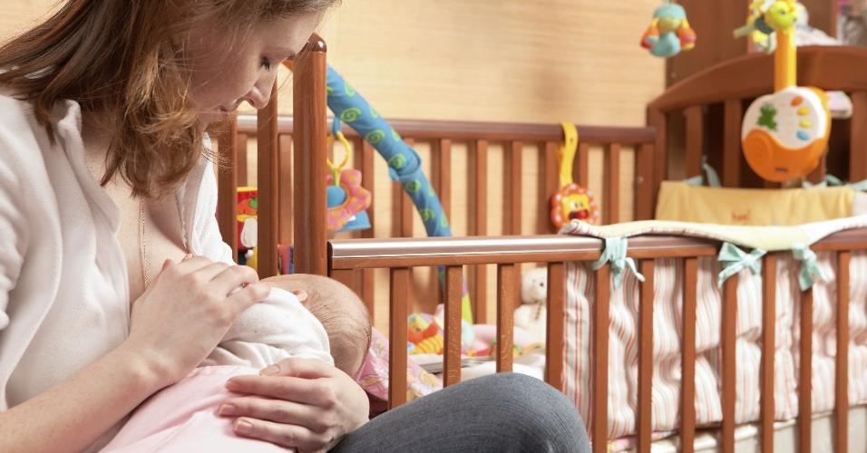 mãe, bebê, amamentando, amamentação