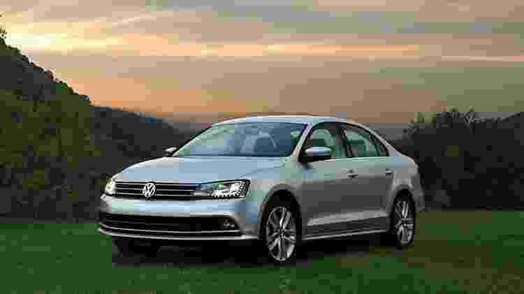 VW Jetta - Divulgação - Divulgação