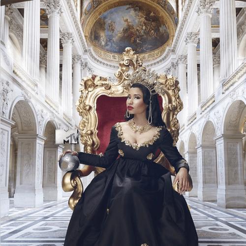30.set.2014 - A cantora de hip hop Nicki Minaj anunciou através de seu Instagram que será a apresentadora da próxima edição do EMA, que acontece no dia 9 de novembro, em Glasgow, na Escócia