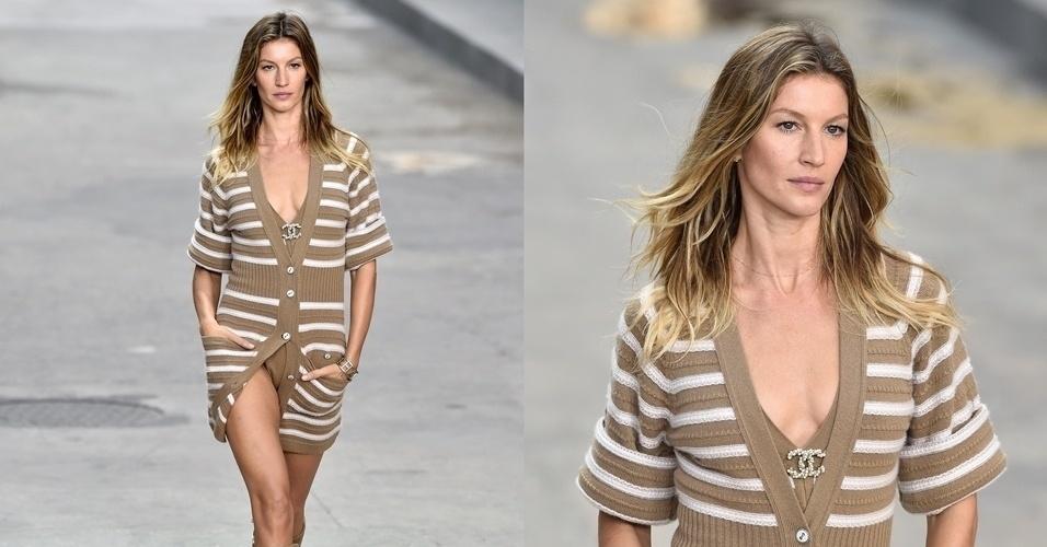 cfa6e3066 Fotos: Semana de Moda de Paris mostra as tendências para o Verão ...