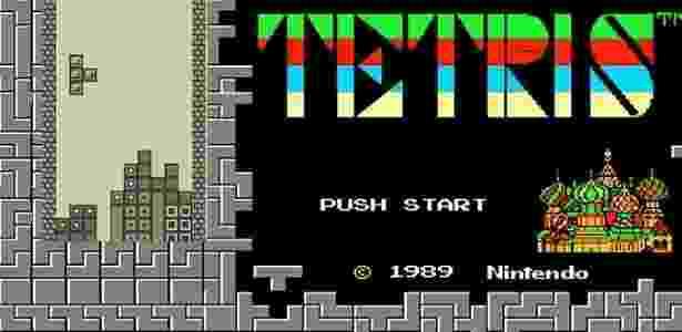 Tetris - Divulgação - Divulgação