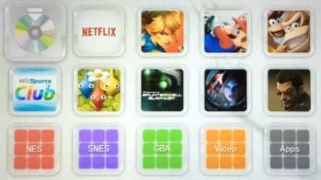 Nova atualização do Wii U permite organização de arquivos em pastas -  30/09/2014 - UOL Start
