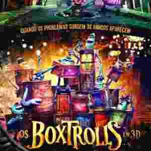 """Pôster de """"Os Boxtrolls"""" - Divulgação"""