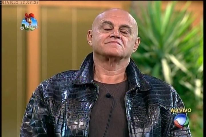 2.out.2014 - Oscar Maroni disputa a primeira eliminação de