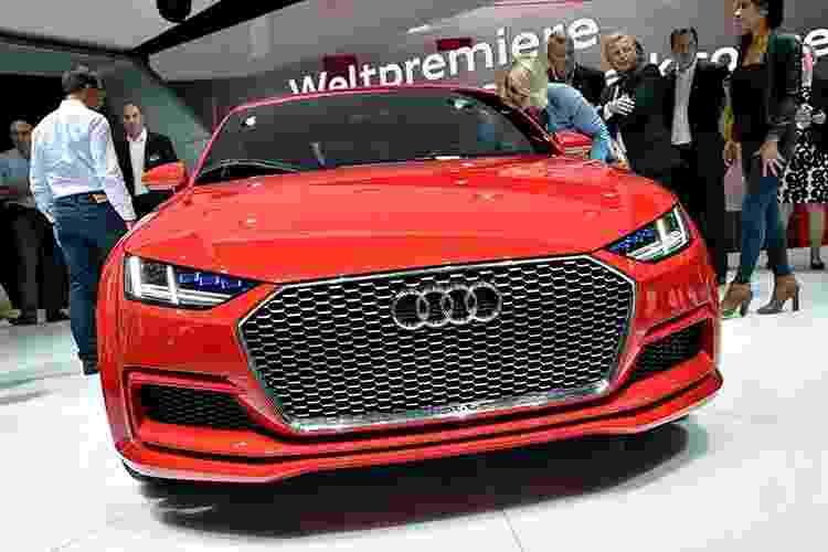 Audi TT Sportback Concept - Newspress