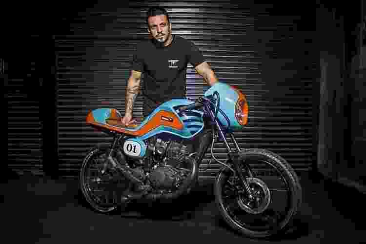 Customização de motos populares - Divulgação