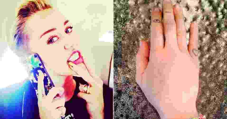 Miley Cyrus - Getty Images/Reprodução