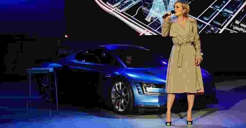Volkswagen XL Sport Concept no Salão de Paris 2014 - Newspress