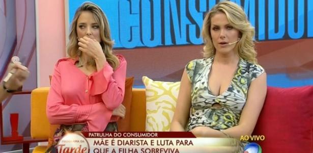 Ana Hickmann chora, após discutir com assessor da Prefeitura de São  Bernardo ... 7626c4785a