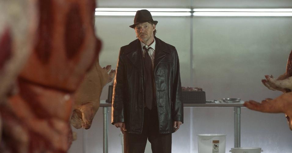 "Donal Logue é Harvey Bullock em ""Gotham"""
