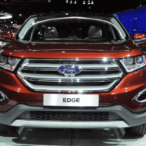 Ford Edge 2015 - Murilo Góes/UOL