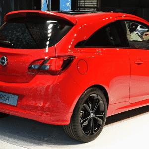 Opel Corsa - Murilo Góes/UOL