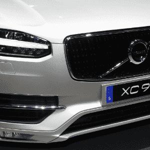 Volvo XC90 no Salão de Paris 2014 - Murilo Góes/UOL