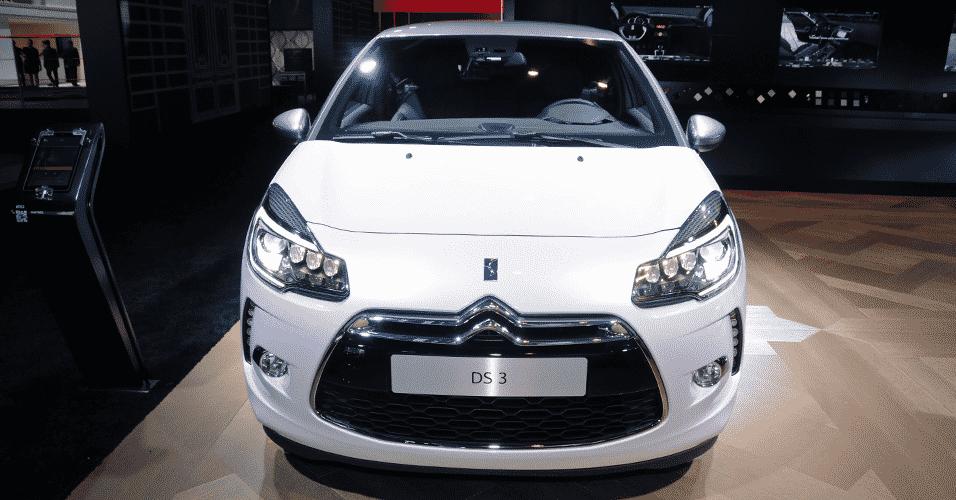 Citroën DS3 - Murilo Góes/UOL