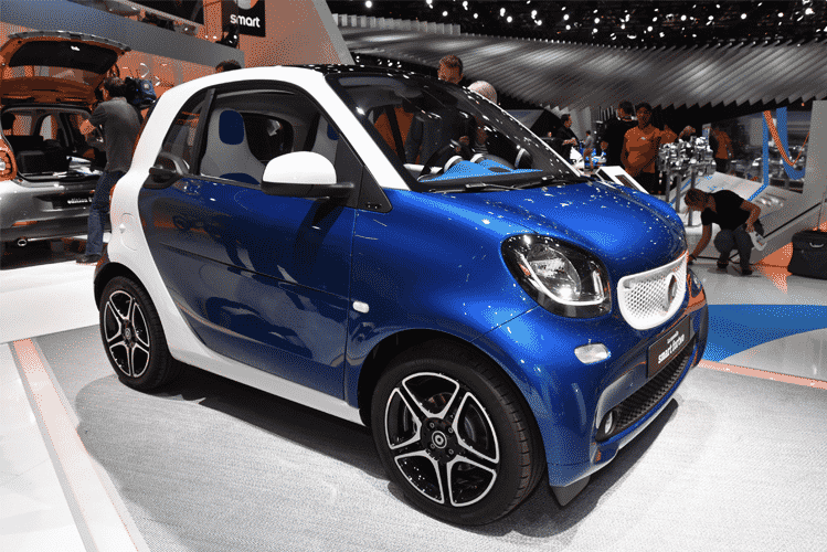 Smart Fortwo 2015 - Murilo Góes/UOL
