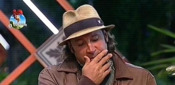 Depois de indicar Lorena Bueri para a roça, Roy Rosselló abre o segundo envelope da arca e descobre que seu voto foi cancelado