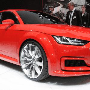 Audi TT Sport Back Concept - Murilo Góes/UOL