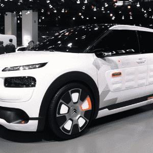 Citroën C4 Cactus Air Flow Concept - Murilo Góes/UOL