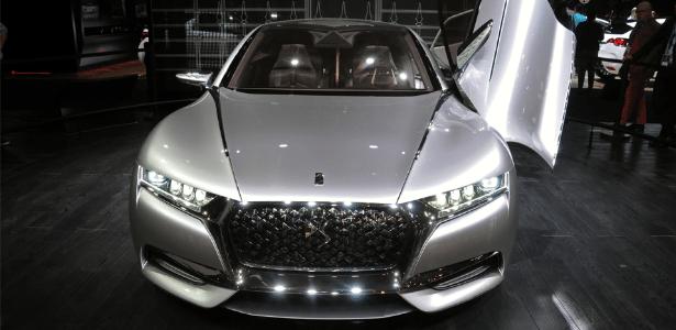 Peugeot e Citroën investem pesado na China, direção apontada no Salão de Paris - Murilo Góes/UOL