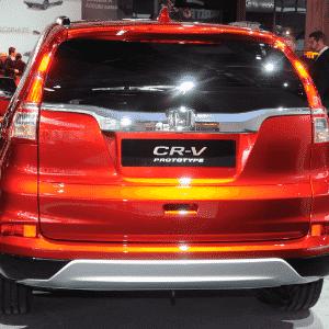 Honda CR-V Prototype - Murilo Góes/UOL