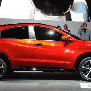 Honda HR-V Prototype - Murilo Góes/UOL