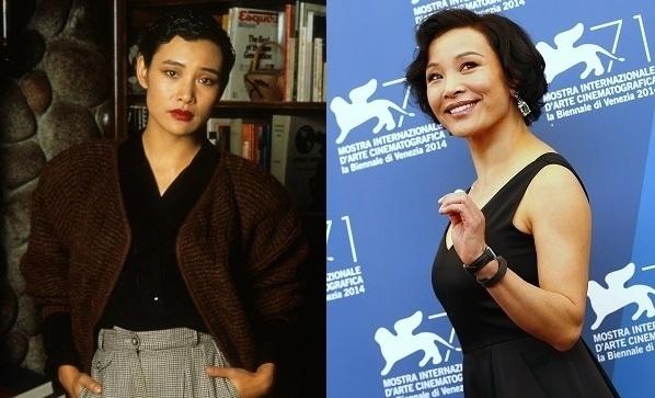 """Joan Chen, a Jocelyn de """"Twin Peaks"""""""