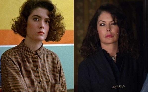 "Lara Flynn Boyle, a Donna de ""Twin Peaks"""