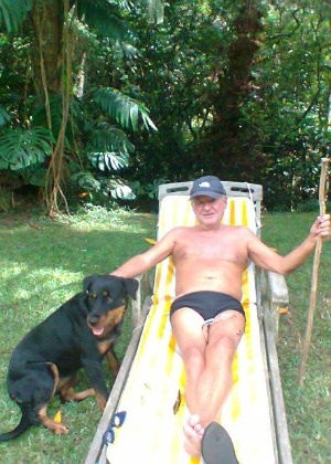 """Marcílio Moraes brinca que está """"com a cachorra"""" por conta da baixa audiência de """"Plano Alto"""""""