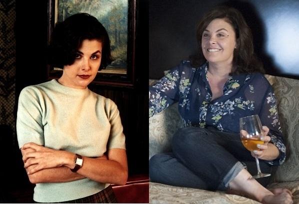 """Sherilyn Fenn, a Audrey de """"Twin Peaks"""""""
