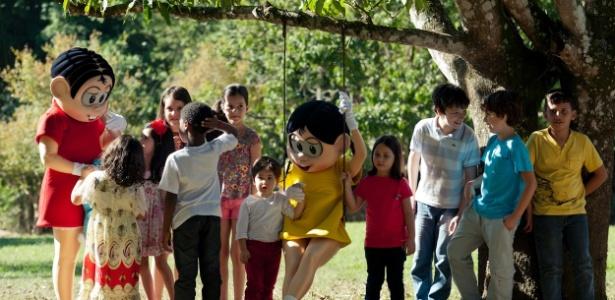 O espaço, no sul de Minas Gerais, deve receber até 200 crianças de seis a 12 anos - Divulgação/Mauricio de Sousa Ao Vivo