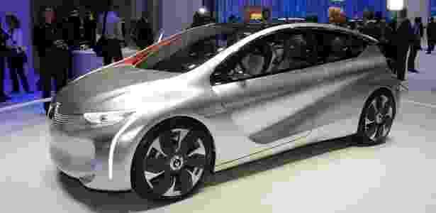 Renault EOLab Concept - Murilo Góes/UOL - Murilo Góes/UOL