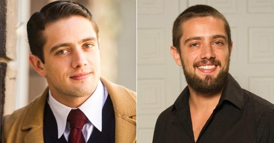 homens com barba - rafael cardoso