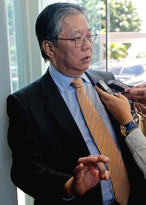 Luiz Moan, executivo e presidente da Anfavea - Alan Marques/Folhapress