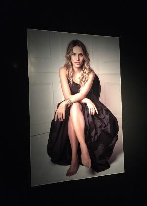 Retrato de Patrícia Bonaldi exposto no 15º Minas Trend - Bianca Iaconelli/UOL