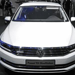 Volkswagen Passat TDI BlueMotion 2015 - Murilo Góes/UOL
