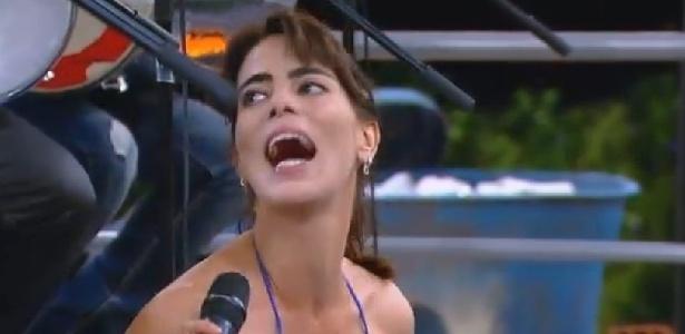 """Socialite e funkeira, Heloisa Faissol é comparada a Narcisa Tamborindeguy em """"A Fazenda 7"""""""