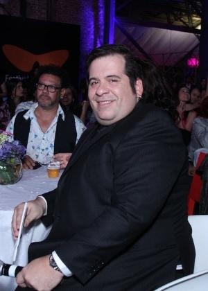 Antes da operação de redução do estômago, Leandro Hassum estava pesando 150 quilos